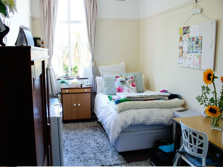 Bedroom at Villa Maria
